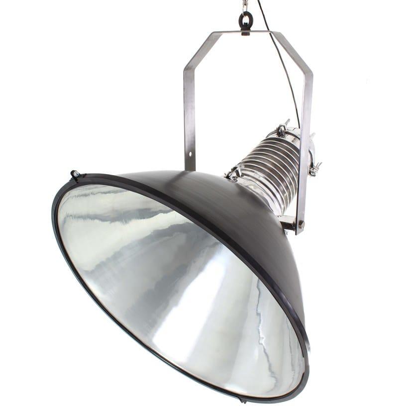 Lir Fatta Lighting Sospensione In Cargo Large A Mullan Lampada Orientabile Pendant Alluminio Mano hrCQtxsd