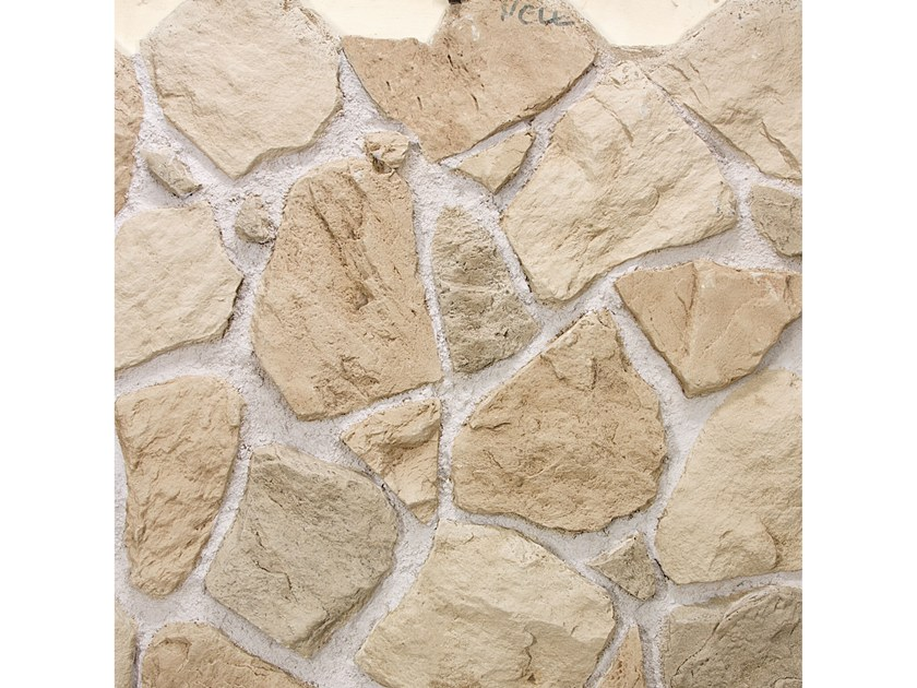 Reconstructed stone wall tiles PIETRA CALIZIA by Decor