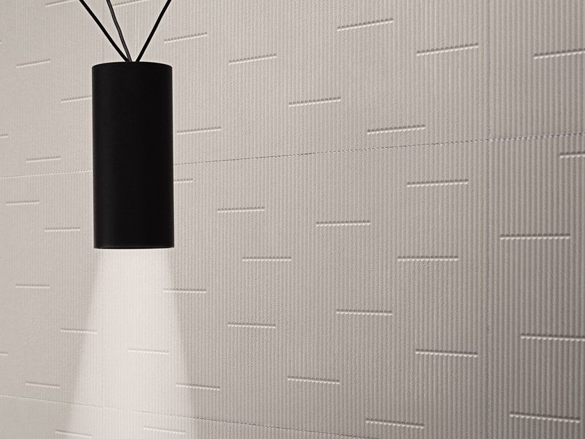 Porcelain stoneware 3D Wall Cladding with resin effect FRAGMENTS | 3D Wall Cladding by Ceramiche Piemme