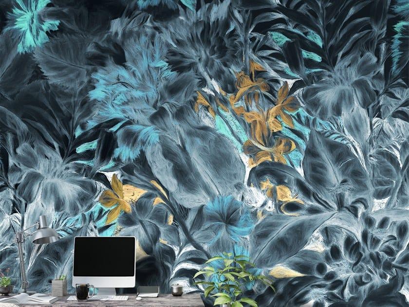 Papel de parede ecológico de tecido não tecido FLOWERS by Wallpepper Group