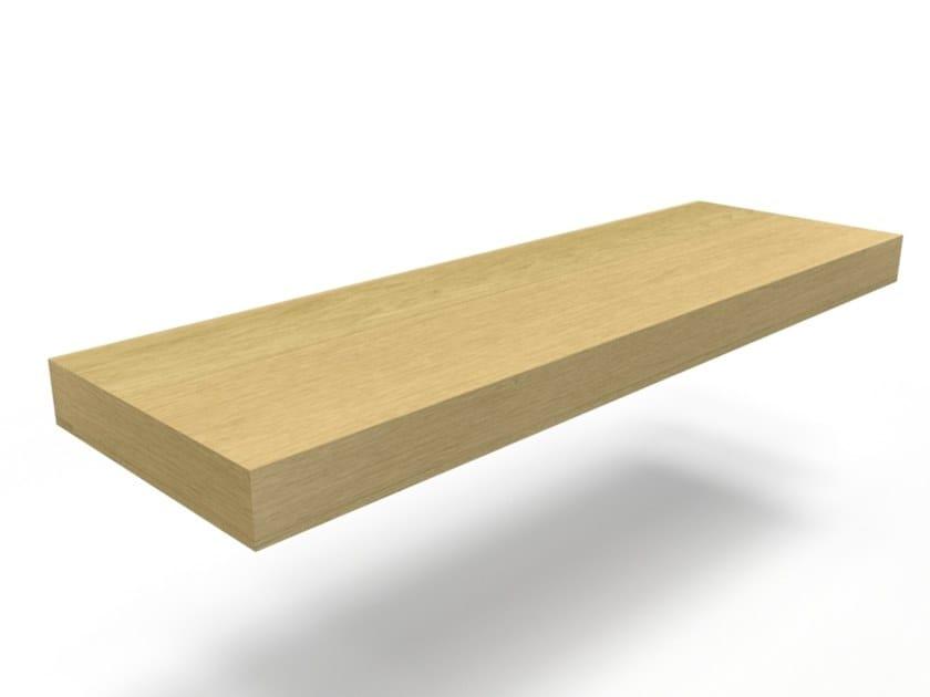 Piano per tavoli rettangolare in rovere 01 | Piano per tavoli by CP Parquet
