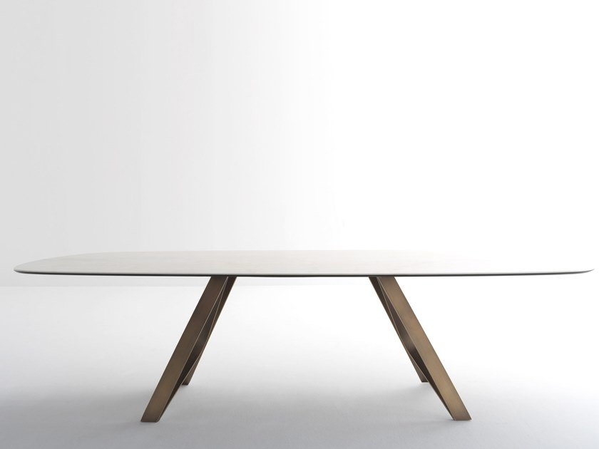 Oval table ANGE by GD Arredamenti