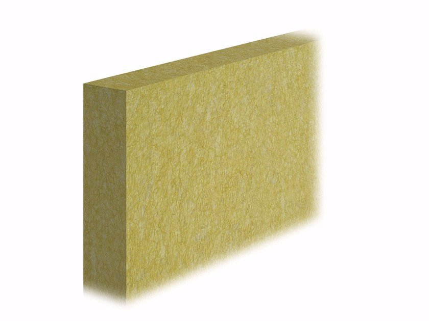 Rock wool Thermal insulation panel 035 Rockwool panel by FASSA