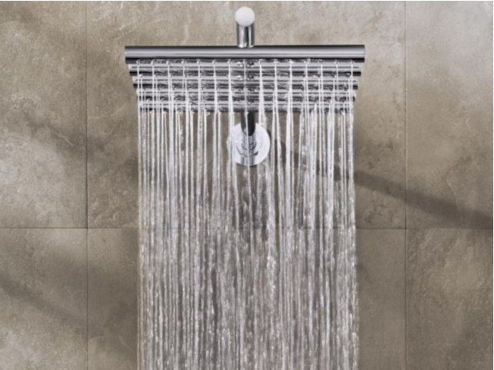 Wall-mounted rain shower 050 | Overhead shower by VOLA