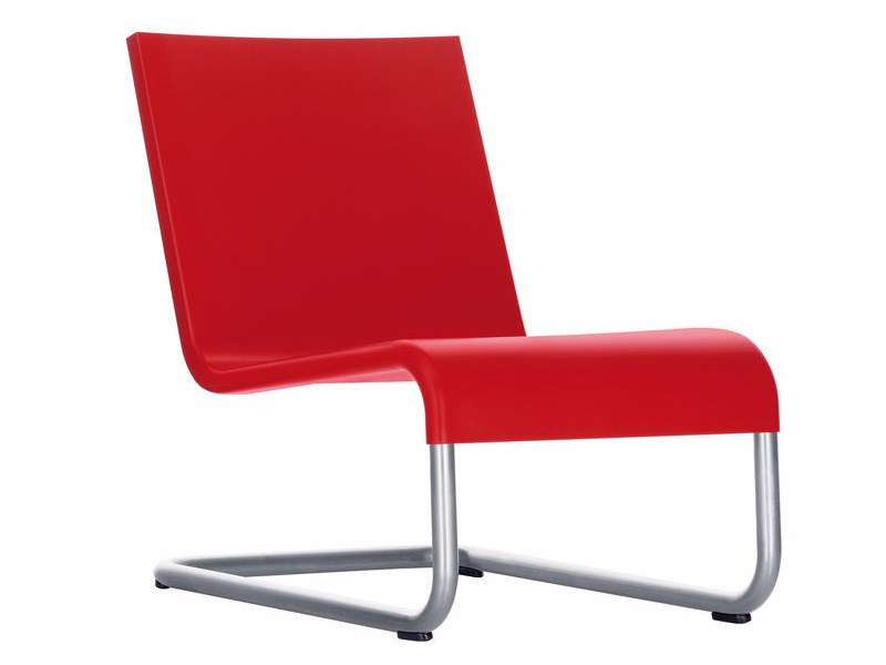 Contemporary style lounge chair .06 by Vitra