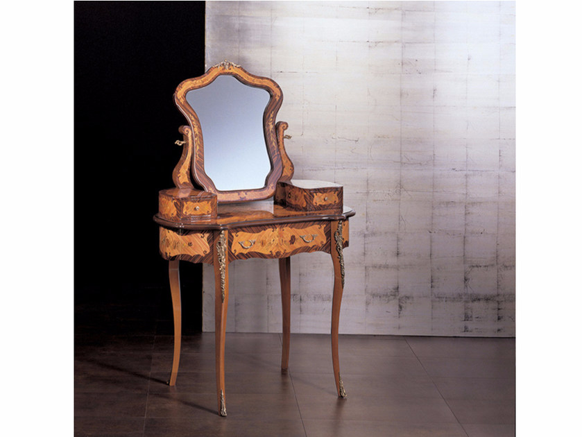 Wooden dressing table 06 | Dressing table by Rozzoni