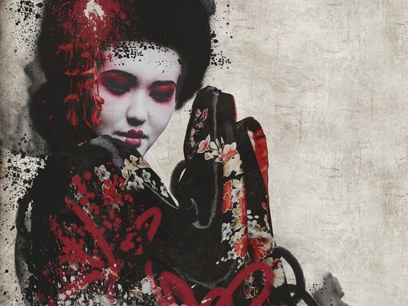 Artistic print 074 by MOMENTI