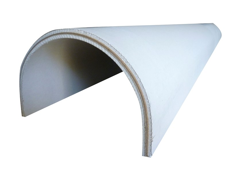 Plasterboard cornice 1/2 COLONNA D by Biemme