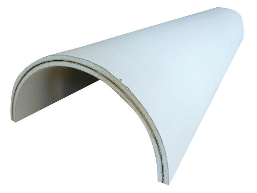 Plasterboard cornice 1/2 COLONNA | Plasterboard cornice by Biemme