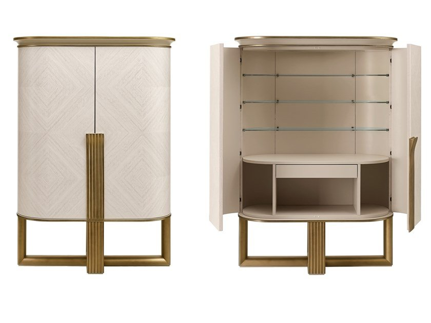 Highboard with doors OLIVER | Highboard by A.R. Arredamenti