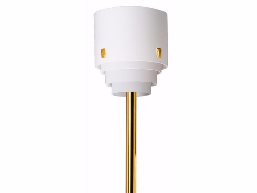 Lampada da terra a luce diretta 1 C | Lampada da terra by Jean Perzel