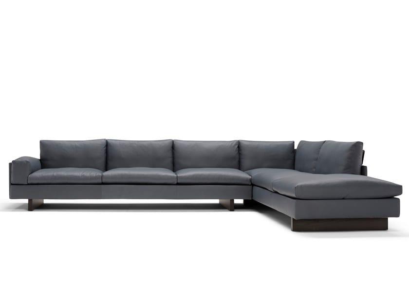 Corner Sofa Tau Collection By Amura