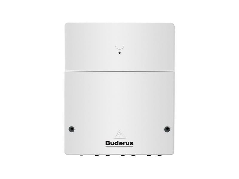 Heat regulation and hygrometric control LOGAMATIC KM200 by BUDERUS