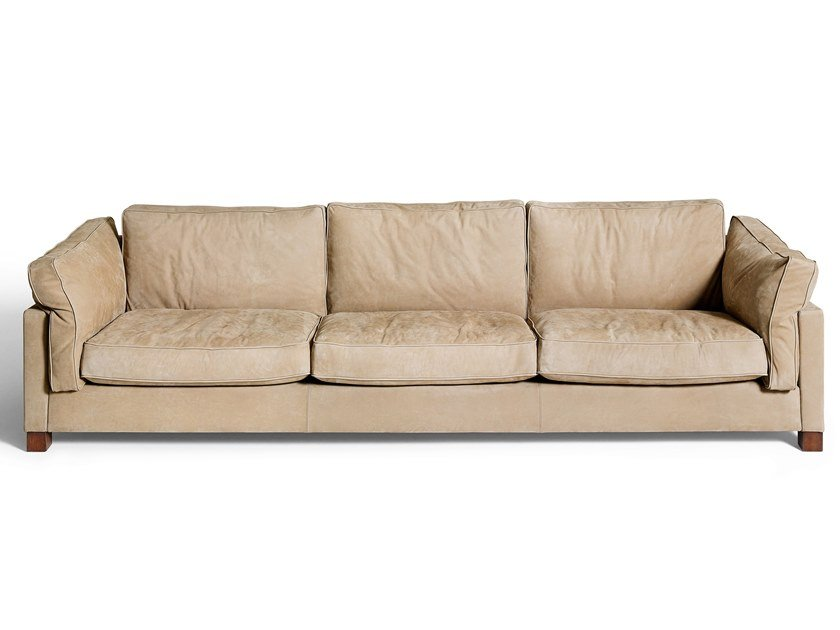 3 seater sofa SQUARE LOUNGE by DE PADOVA