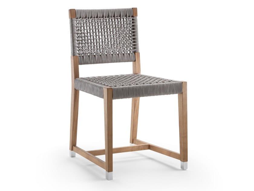 Garden chair DAFNE by FLEXFORM