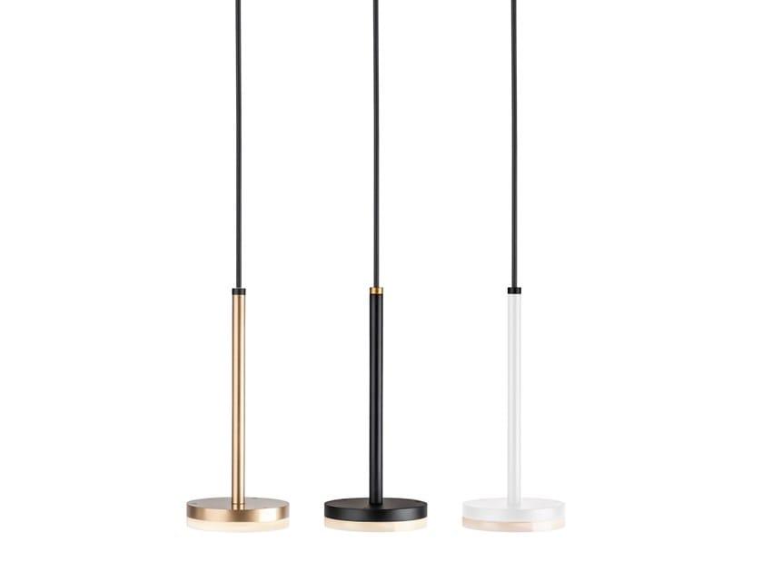 LED PMMA pendant lamp JACQUELINE PENDANT by Flexlite