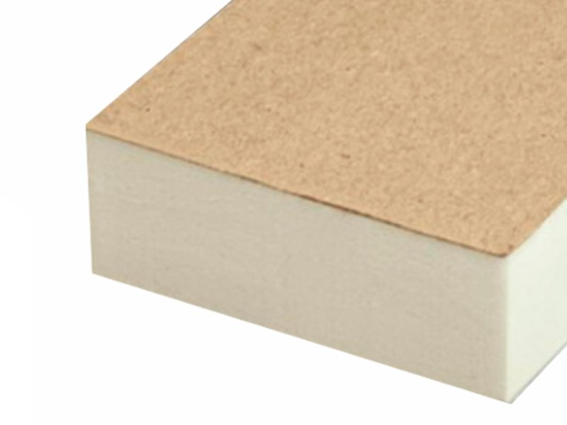 Expanded polyurethane thermal insulation panel Expanded polyurethane thermal insulation panel by Isolmec