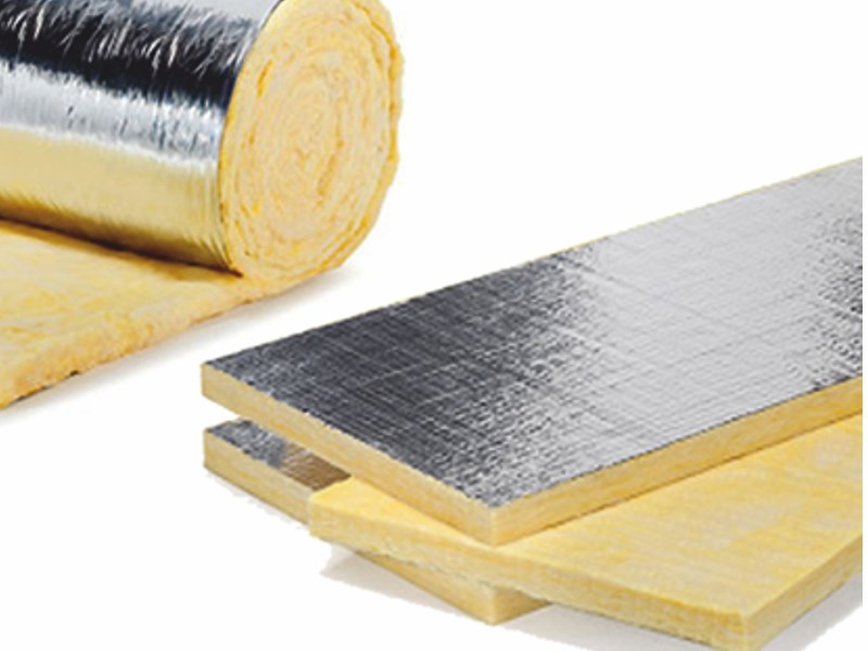 Glass wool Thermal insulation panel Glass wool Thermal insulation panel by Isolmec