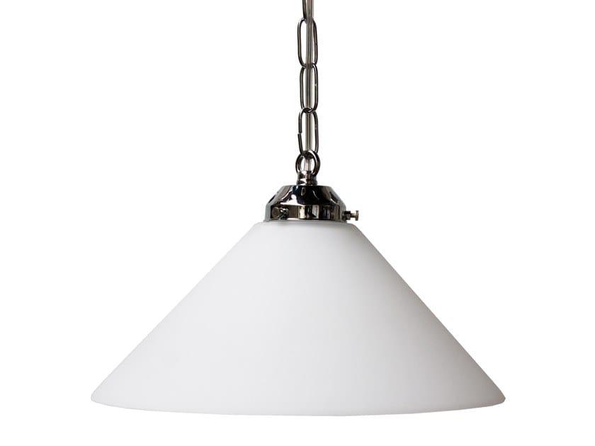 Direct light handmade pendant lamp KABUL 30CM by Mullan Lighting