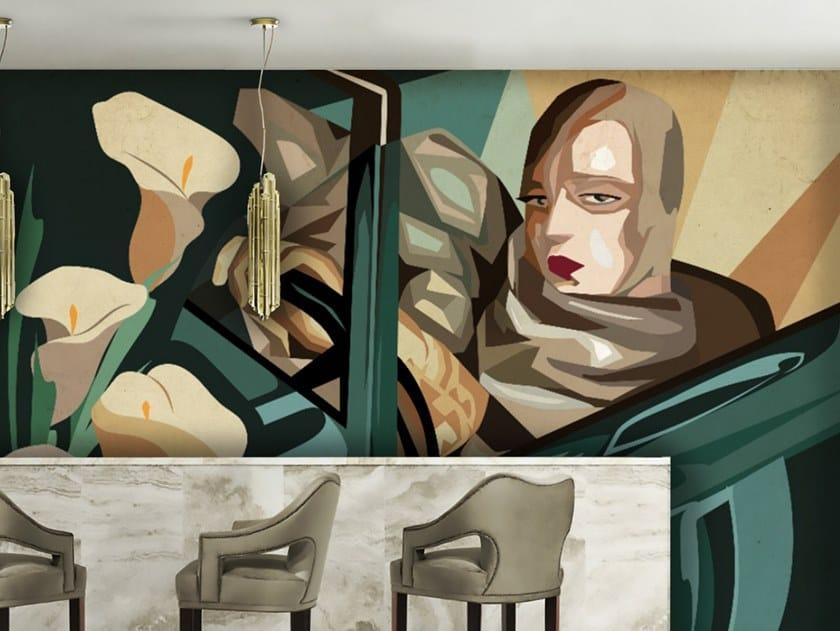Wall tiles / wallpaper MISS T by Officinarkitettura®