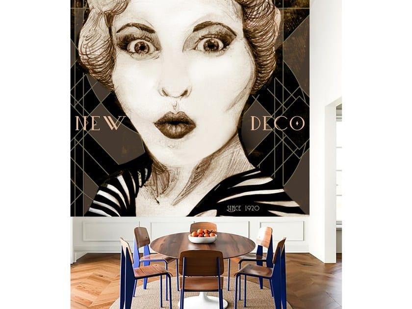 Wall tiles / wallpaper WOW by Officinarkitettura®