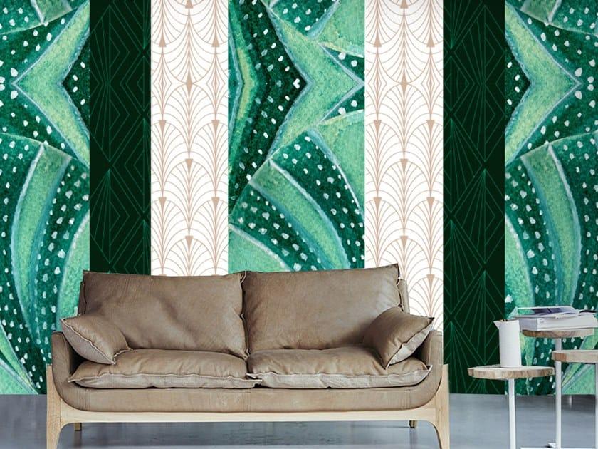 Wall tiles / wallpaper GREEN by Officinarkitettura®