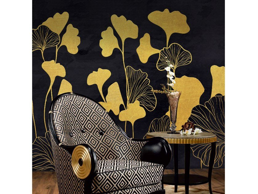 Wall tiles / wallpaper GINGKO by Officinarkitettura®