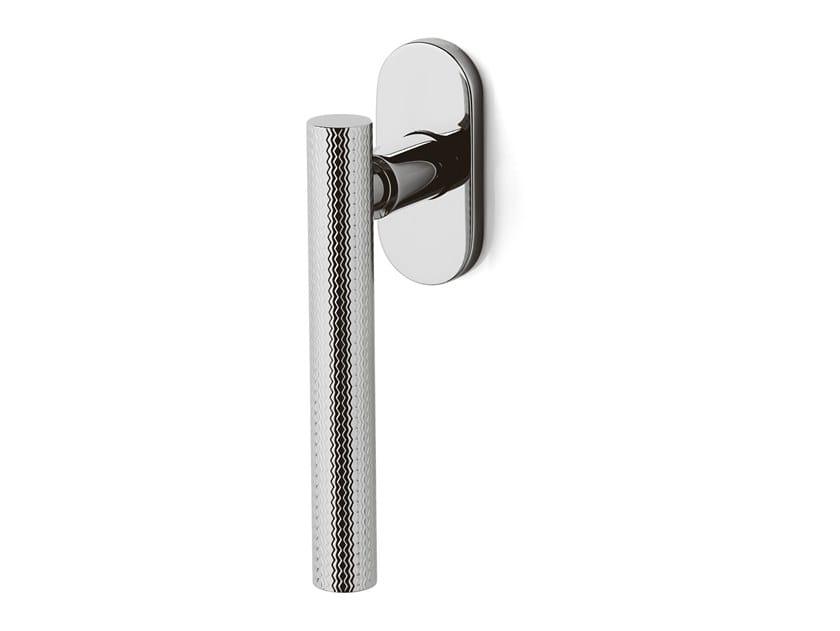Brass window handle ATENA RANK | Window handle by OLIVARI