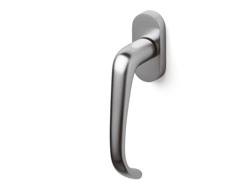 Brass window handle CLINICA 140   Window handle by OLIVARI