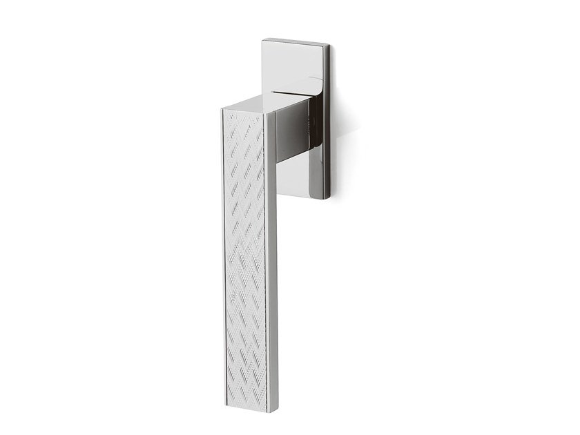 Brass window handle DIANA CHEVRON | Window handle by OLIVARI