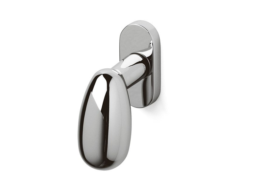 Brass window handle UOVO | Window handle by OLIVARI