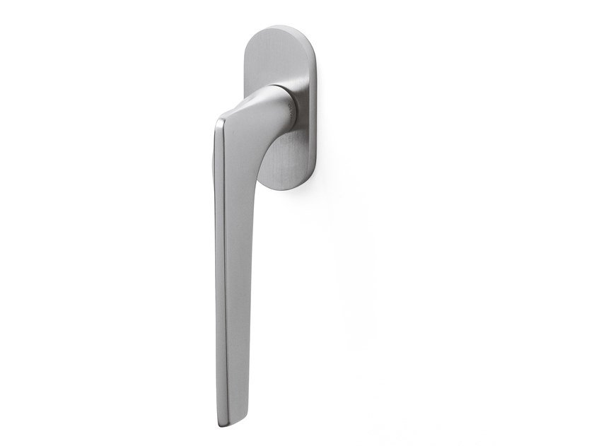 Brass window handle TWIST | Window handle by OLIVARI