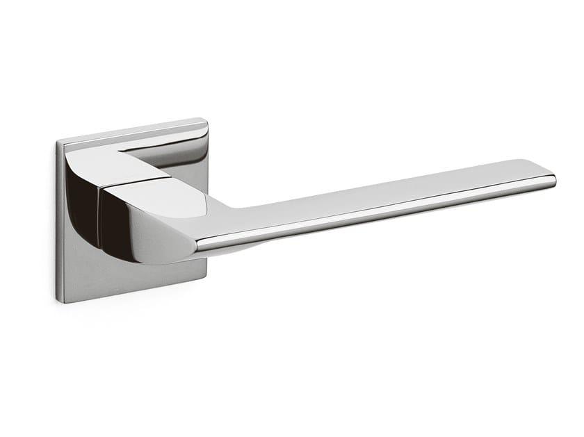 Brass door handle TREND   Door handle by OLIVARI