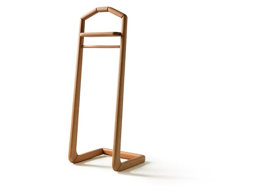Wooden valet stand Valet stand by Ornare