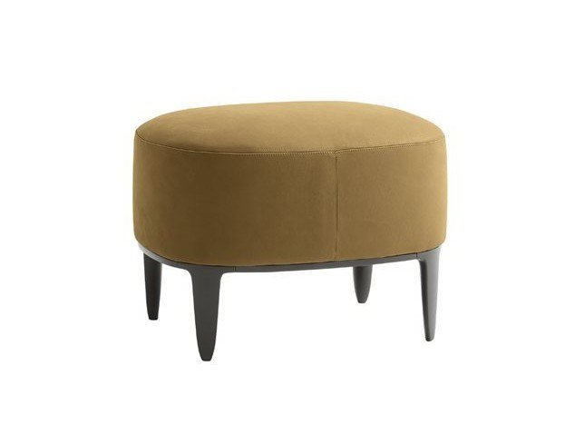 Fabric pouf GENTLEMAN | Pouf by poliform