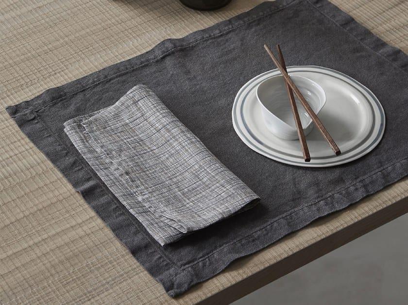 Cotton napkin NAP WALL   Napkin by Society Limonta