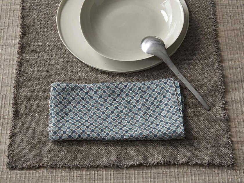 Cotton napkin NAP TRIC | Napkin by Society Limonta