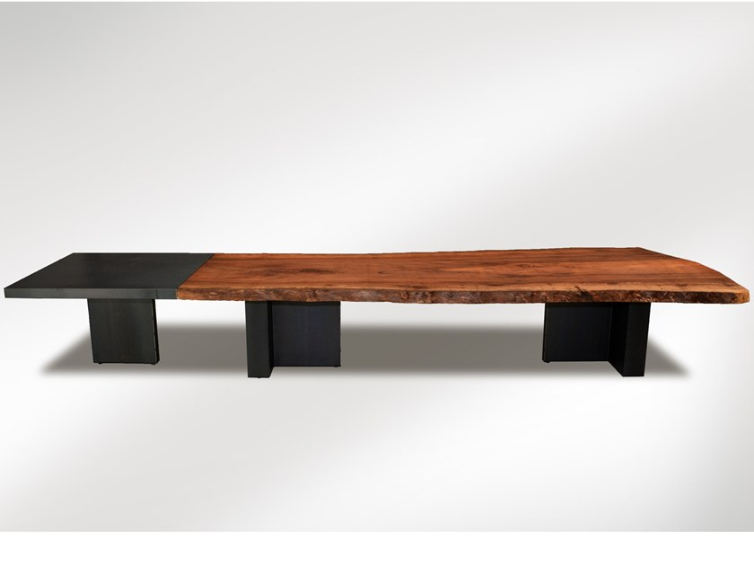 Dining table Plane tree dining table by Tabula