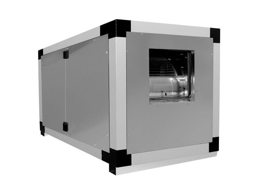 Cassa ventilante a doppia aspirazione VORT QBK POWER 10/10 1V 1,5 PV by Vortice