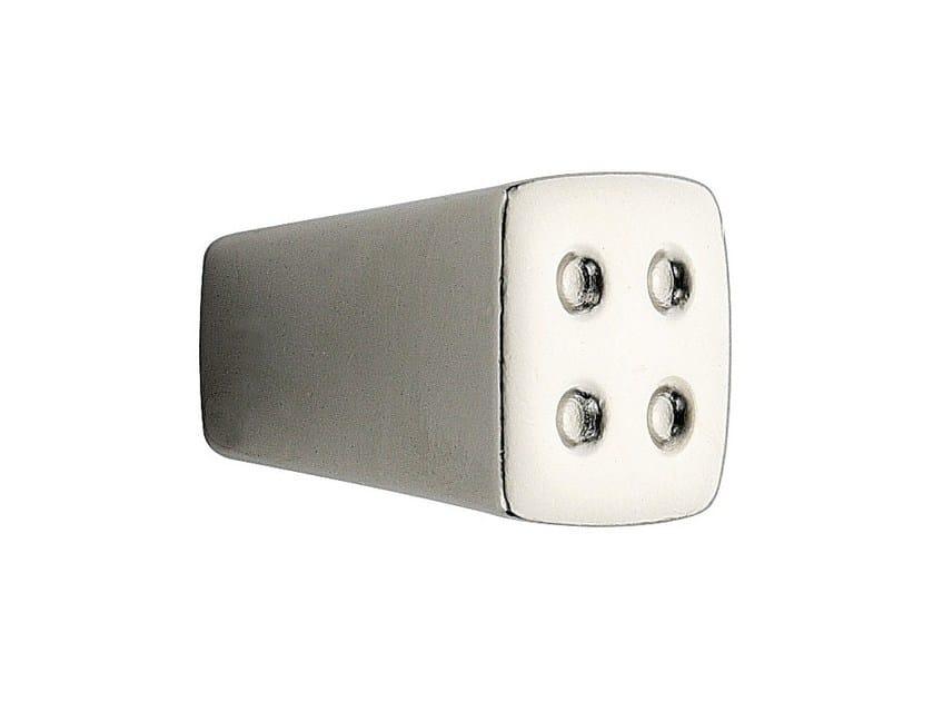 Zamak Furniture knob 10 805 | Furniture knob by Citterio Giulio