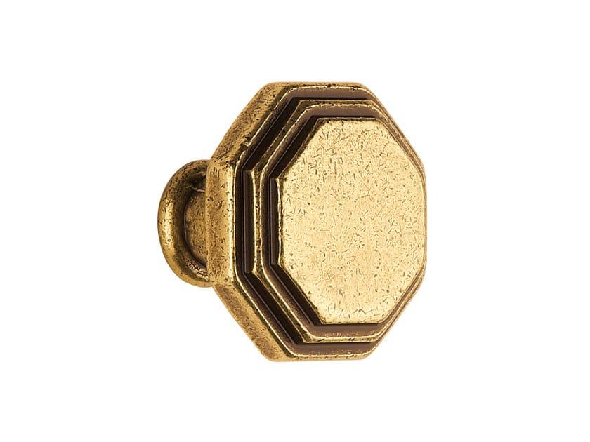 Zamak Furniture knob 10 819 | Furniture knob by Citterio Giulio