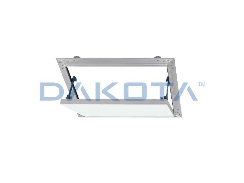 Plasterboard inspection chamber ALUPLANA DECO SENZA STUCCO by Dakota