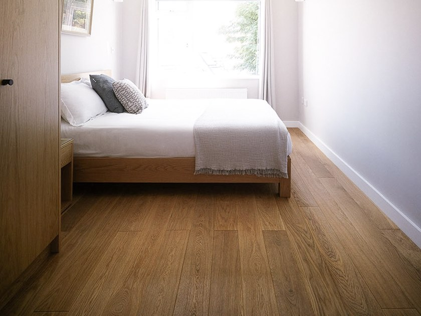 Oak floorboards 100 SERIES - OAK by pur natur