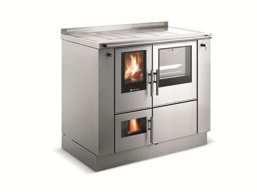 Stainless steel Thermo cooker FIAMMA INVERSA by PERTINGER