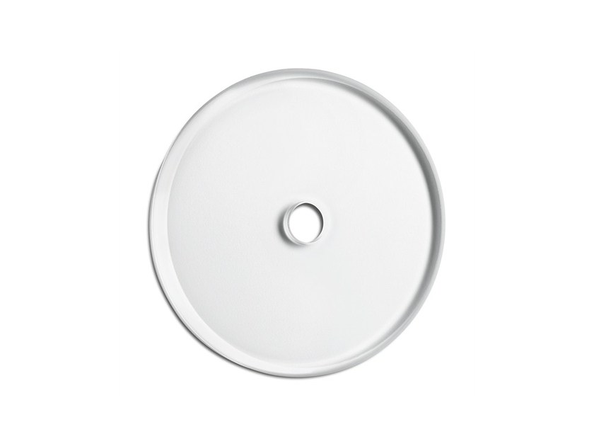 Glass wall plate 100608   Single covering rotary switch by THPG