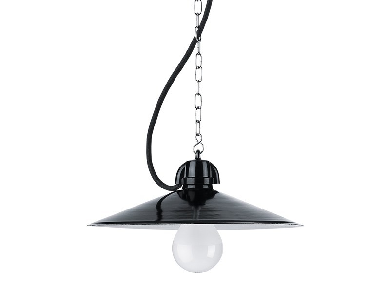 Pendant lamp 100875 |Pendant lamp, enamelled steel by THPG