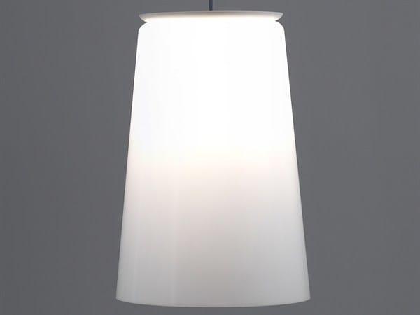 Direct light pendant lamp 100895 | Pilzkopfleuchte, pendant by THPG