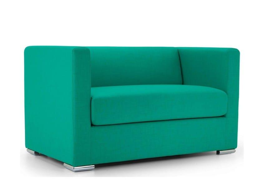 2 seater fabric sofa 102   Sofa by Domingo Salotti