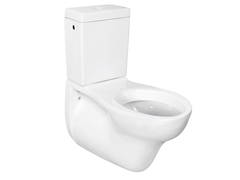 Close D Wall Hung Ceramic Toilet Easy 10286 By Idral