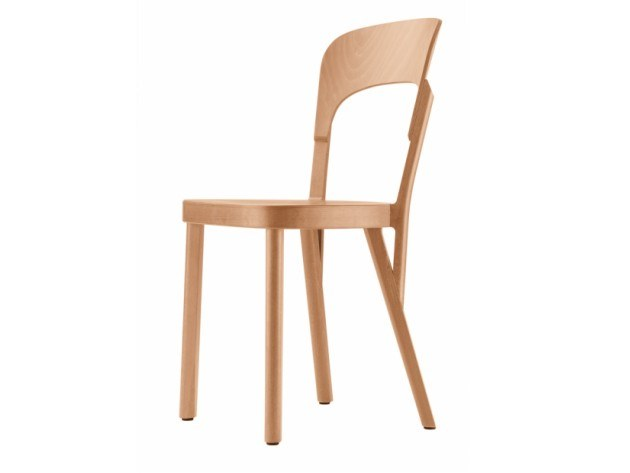 Wooden chair 107 | Chair by Thonet